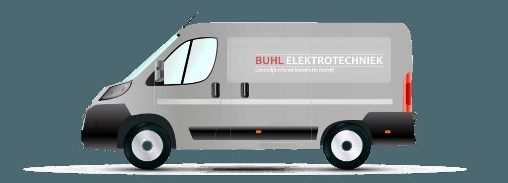 Elektricien & Installatiebedrijf - Buhl Elektrotechniek